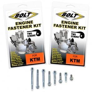 Motor Schrauben Set KTM SX 125, 200 2003-2015 / EXC 125, 200 2003-2016