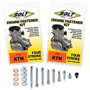 Motor Schrauben Set KTM SXF 450 2011-2015 / EXC-F 450, 500 2012-2016