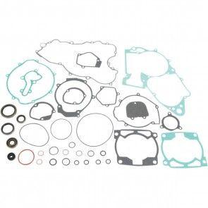 Motordichtsatz mit Simmerringen für KTM SX EXC 360 380 1996-2002