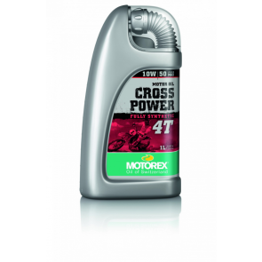 Motorex Cross Power 4T 10W50 Motorenöl 1 Liter (KTM)