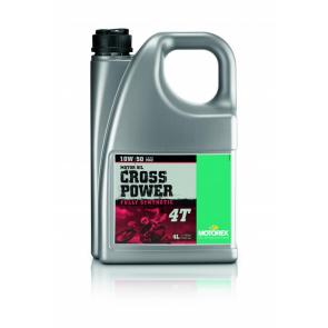 Motorex Cross Power 4T 10W50 Motorenöl 4 Liter (KTM)