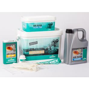 Motorex Luftfilter Reinigungsset