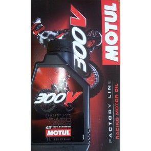 Motul 300V 5W40 4T Factory Line Off Road 1L