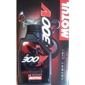 Motul 300V 5W40 Factory Line Road Racing 1L