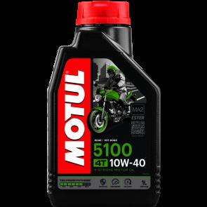 Motul 5100 10W40 Technosynthese 1 Liter