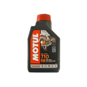 Motul 710 Factory Off Road Racing 2t Mischöl für Einspritzer (KTM TPI, Husqvarna)