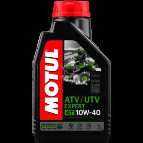 Motul ATV UTV EXPERT 10W40 Technosynthese 1 Liter