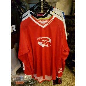 MSR Cross Shirt Rot Weiß L