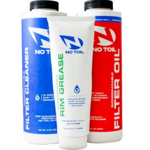 No-Toil Luftfilter Set (Luftfilteröl + Luftfilterreiniger + Luftfilterfett)