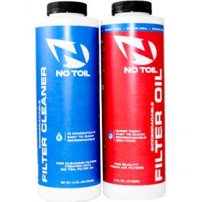 No-Toil Luftfilter Set (Luftfilteröl + Luftfilterreiniger)