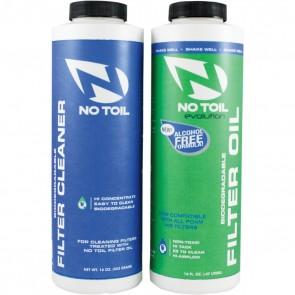 No-Toil Luftfilter Set (Evolution Luftfilteröl + Luftfilterreiniger)