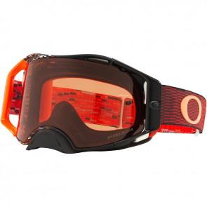 Oakley Airbrake Brille Equalizer Rot Orange Prizm Glas