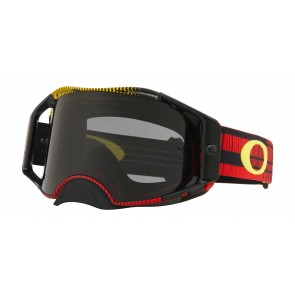 Oakley Airbrake Brille Frequency Graues Glas