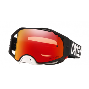 Oakley Airbrake Brille Factory Pilot Blackout Prizm MX Torch Iridium