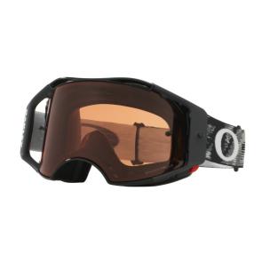 Oakley Airbrake Brille Jet Black Speed Prizm Bronze Glas