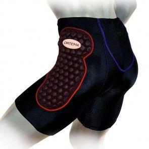 Ortema Protektorenhose X-Pant Long mit Sitzpolster