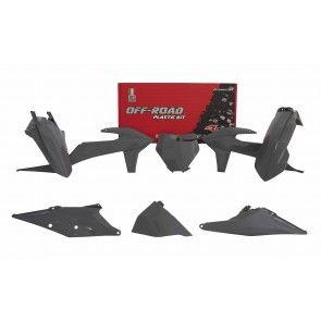 Racetech Plastik Kit Grau KTM SX, SXF 125, 150, 250, 350, 450 2019-