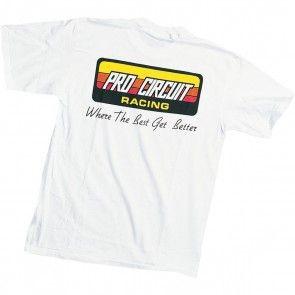 Monster Energy Pro Circuit T-Shirt Weiß