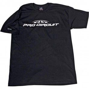 Monster Energy Pro Circuit T-Shirt Simple One Schwarz