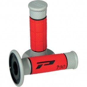 Progrip 790 Griffe Triple Density Grau Rot Schwarz