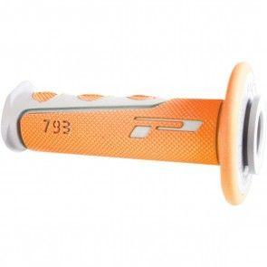 Progrip 793 Griffe Double Density Orange Grau