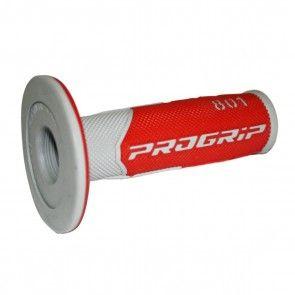 Progrip 801 Griffe Double Density Rot Grau