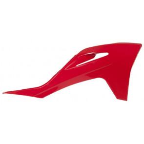 Kühlerspoiler Rot GasGas EC, MC 125, 250, 300, 350, 450 2021-