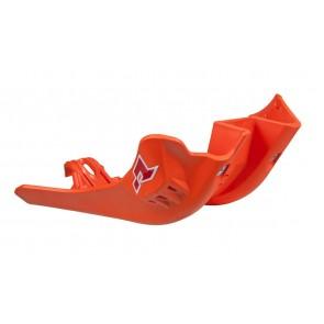 Racetech Motorschutz Orange KTM EXC TPI 150 2020-