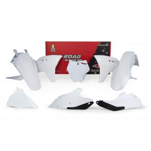 Racetech Plastik Kit Weiß GasGas MC, MC-F 125, 150, 250, 350, 450 2021-