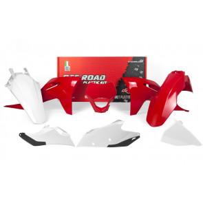 Racetech Plastik Kit OEM GasGas EC, EC-F 150, 250, 300, 350, 450 2021-