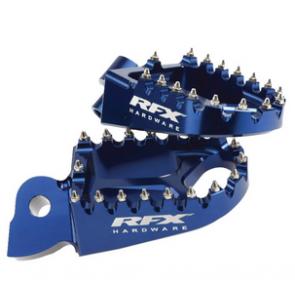 RFX Fußrasten Blau Husqvarna TC/FC 125/250/350/450 2016-