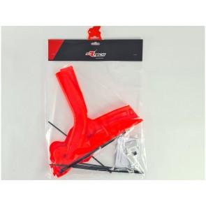 RTech Grip Rahmenschützer Rot Beta RR 125, 250, 300, 350, 430, 480 ab 2020-