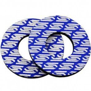 Scar Griff Donuts Blau