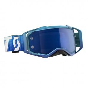 Scott Prospect Brille Blau - Weiss