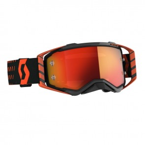 Scott Prospect Brille Orange - Schwarz