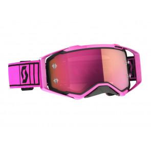 Scott Prospect Brille Schwarz Pink