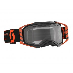 Scott Prospect Brille Enduro Schwarz - Orange