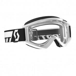 Scott Recoil XI Works Brille Weiß