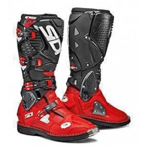 Sidi Crossfire 3 Stiefel Schwarz Rot