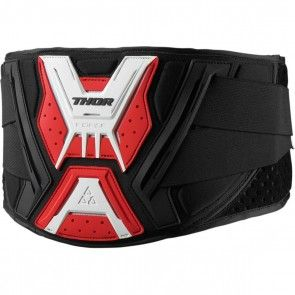 Thor Force Belt Nierengurt Rot