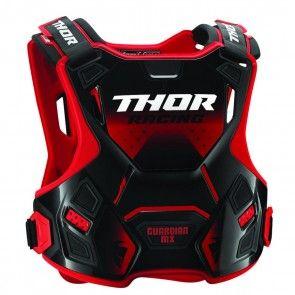 Thor Guardian Brustpanzer Rot