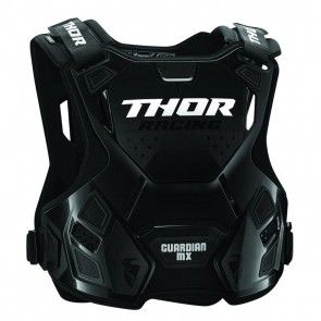 Thor Guardian Brustpanzer Schwarz