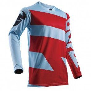 Thor Pulse Level Shirt Blau / Rot
