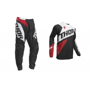 Thor Sector Blade Combo Charcoal Rot - (Shirt + Hose) 32/L