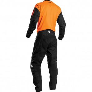 Thor Sector  Link Combo 2021 - (Shirt + Hose) Schwarz Orange