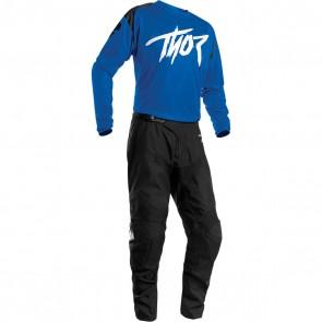 Thor Sector  Link Combo 2021 - (Shirt + Hose) Schwarz Blau