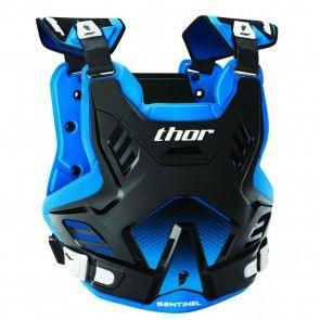 Thor Sentinel GP Kinder Brustpanzer Blau