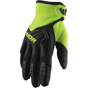 Thor Spectrum Handschuhe 2020 Schwarz Grün