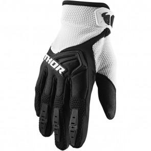 Thor Spectrum Handschuhe 2020 Schwarz Weiß