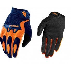 Thor Spectrum Handschuhe Orange/Navy